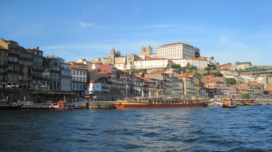And culminating in beautiful Porto.