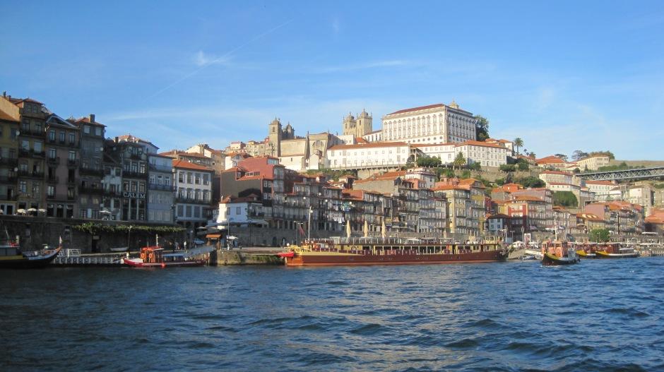 And culminating in beautiful Porto.