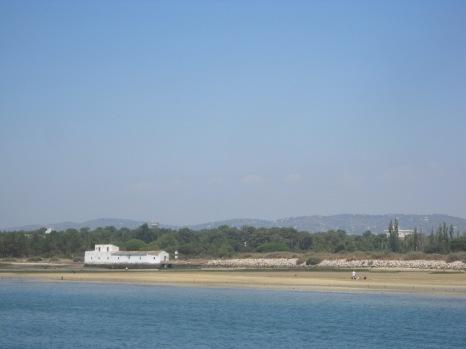 The tidal mill at Quinta de Marim