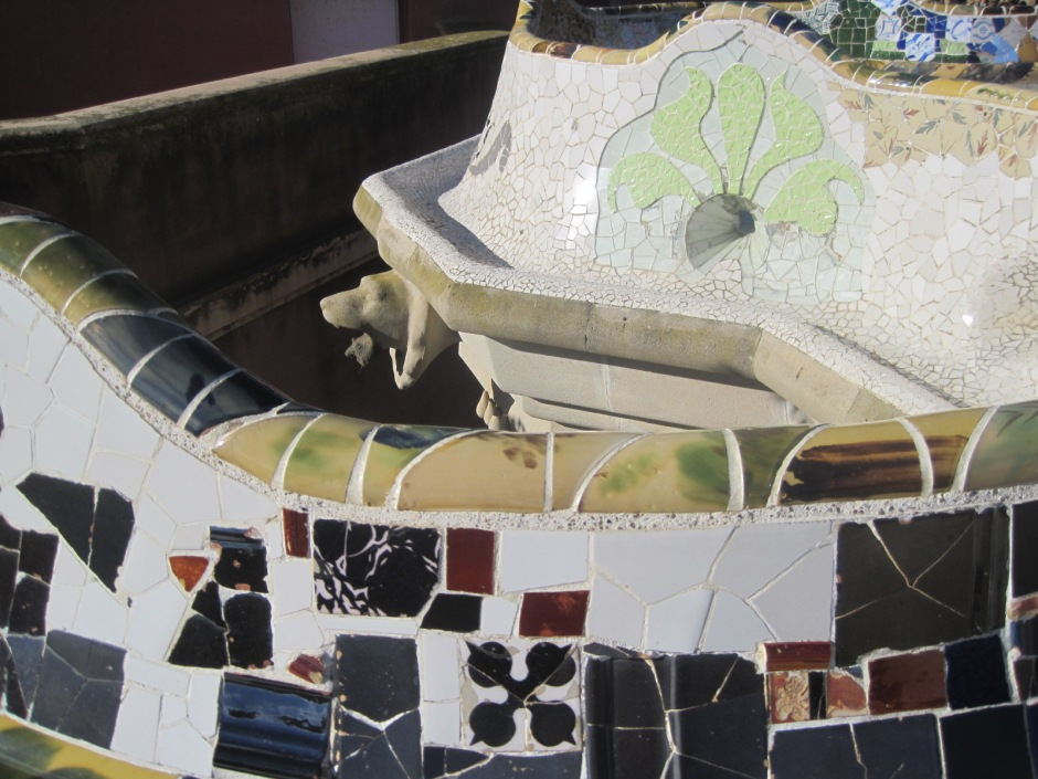 And speaking of magic and genius, it's epitomised by Parc Guell