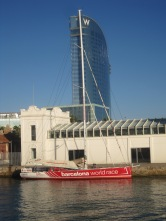 But not the world racing yacht. Sorry!