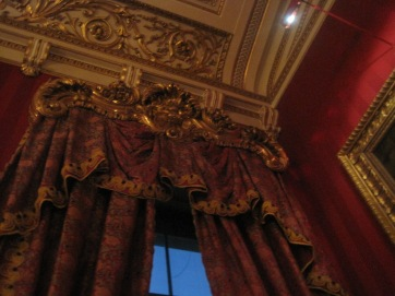 The curtain headers are lovely!