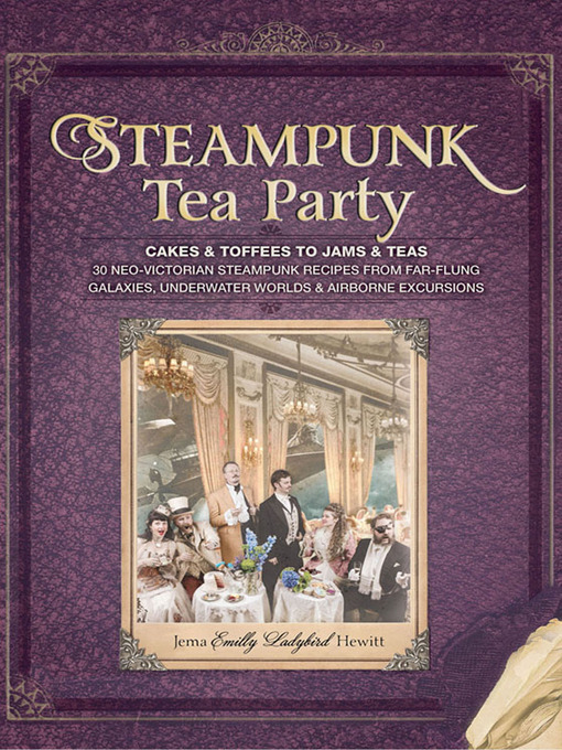 Teaparty bookcover
