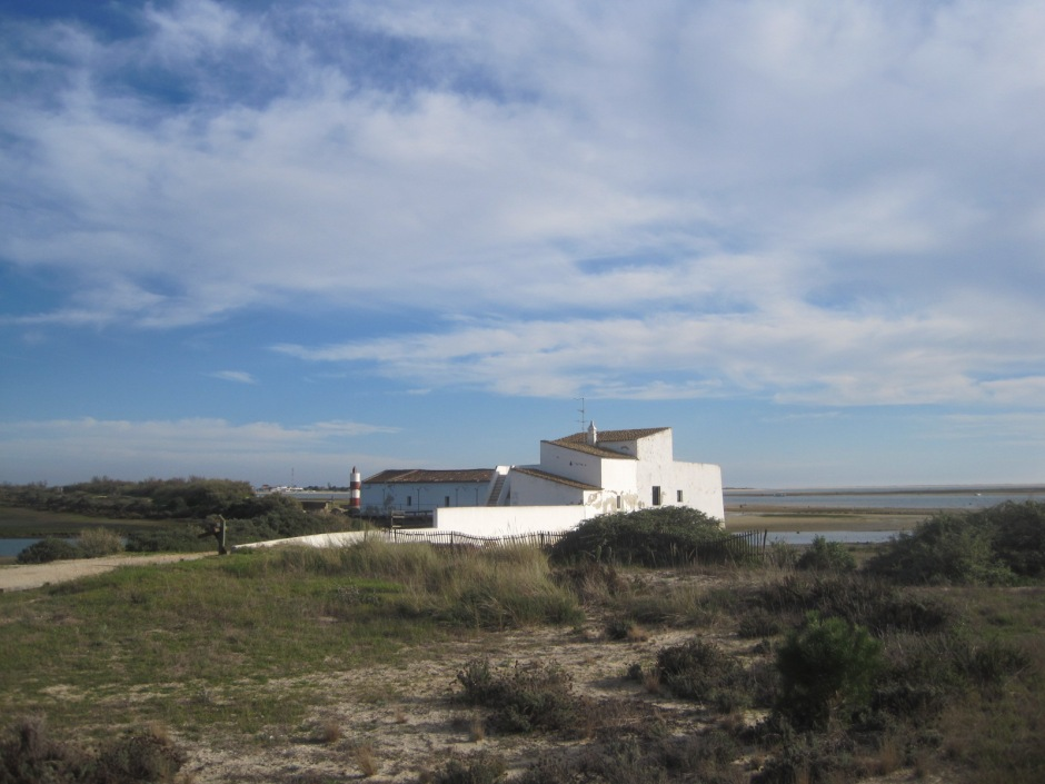 The tidal mill is the highlight of the reserve