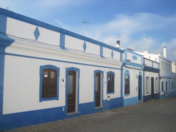 The houses are all traditional style