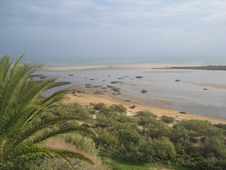 The Ria Formosa - Photo courtesy of Restless Jo