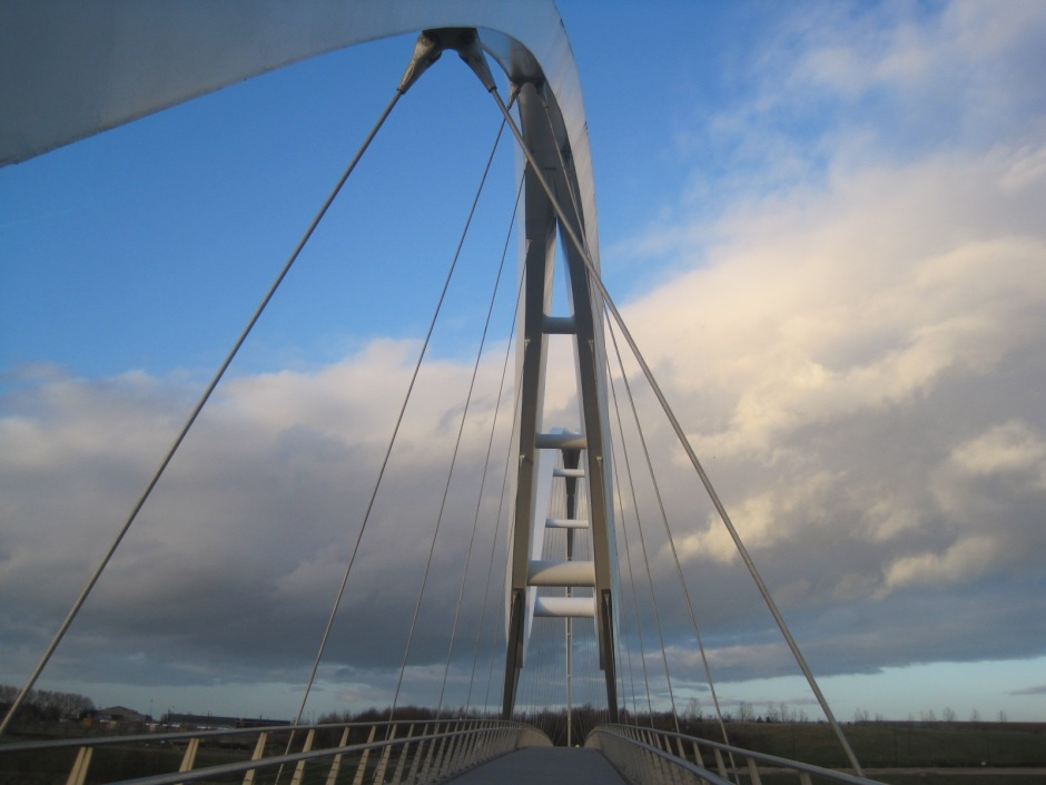 The Infinity Bridge, Stockton-on-Tees