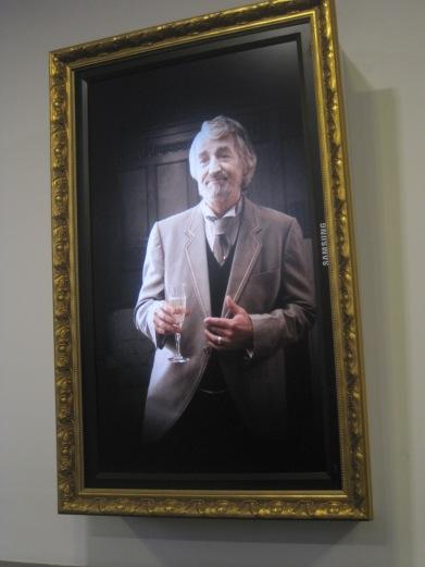 Your genial host, Robert Ropner