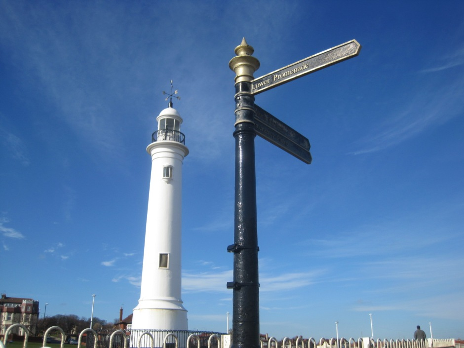 The lighthouse at Roker