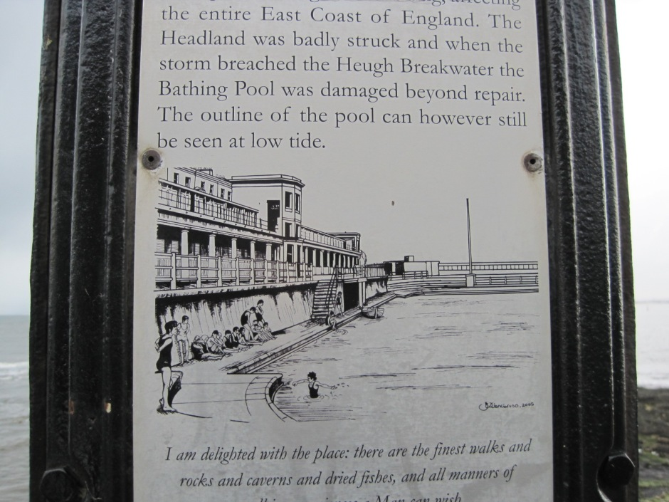 No. 8-  the 'Paddling Pool'