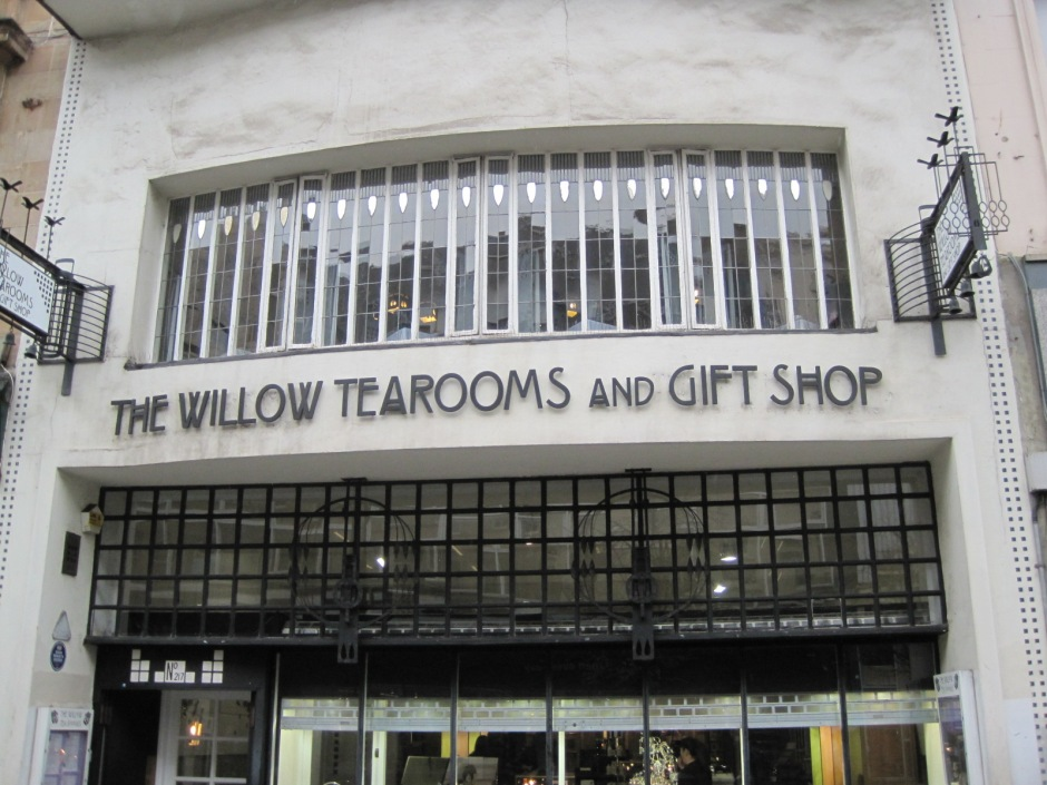 The original tea rooms!