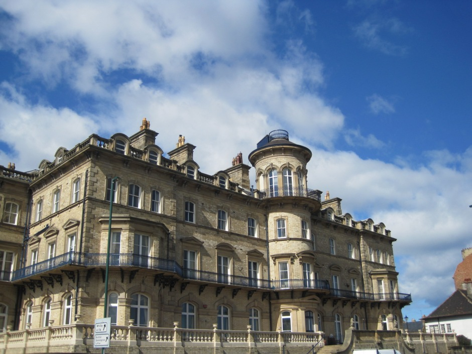 The former 'Zetland Hotel' was the world's first railway hotel