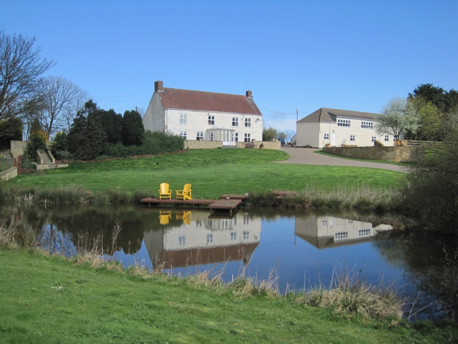 Thorpe Bulmer Farm