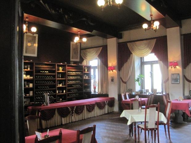 'Willa Marta', hotel and restaurant