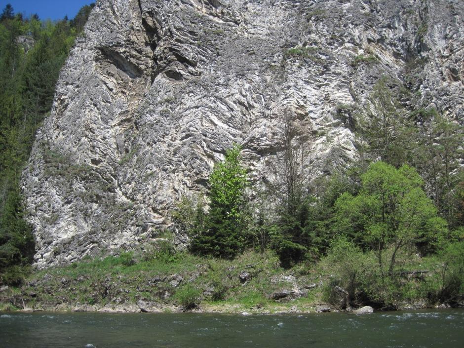 Of the Dunajec Gorge