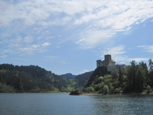 Magnificent Niedzica Castle this time, and not just a ruin