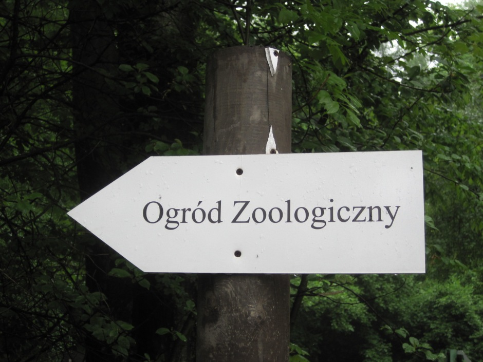 Zoological gardens!