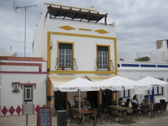There are plenty of places to linger in the Algarve