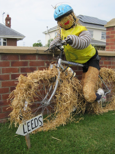 And, naturally, we're all set for the Tour de France