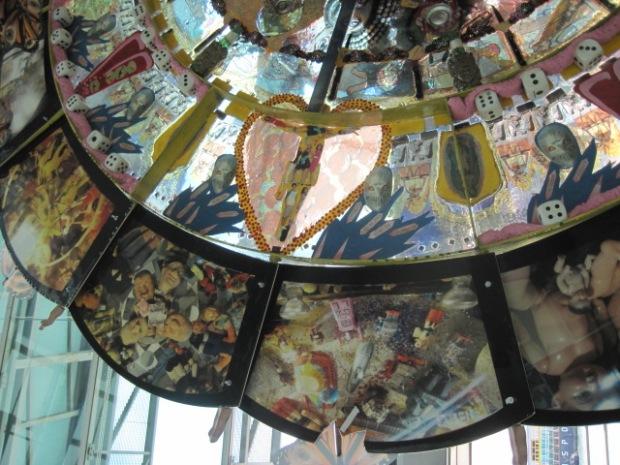 Inside the Glass Centre