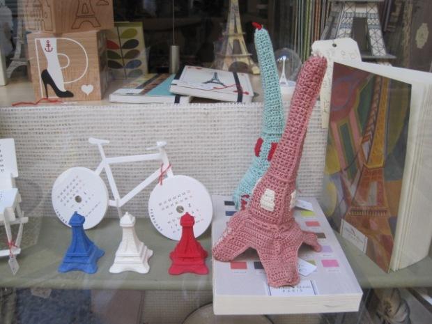 A shop window in Galerie Vivienne