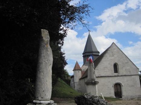 Sainte Radegonde church
