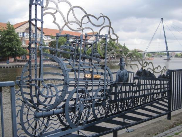 George Stephenson's Locomotion