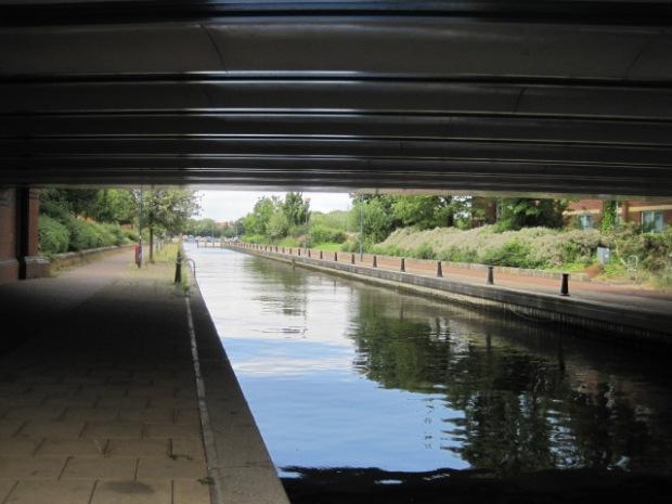 Under bridges and over bridges