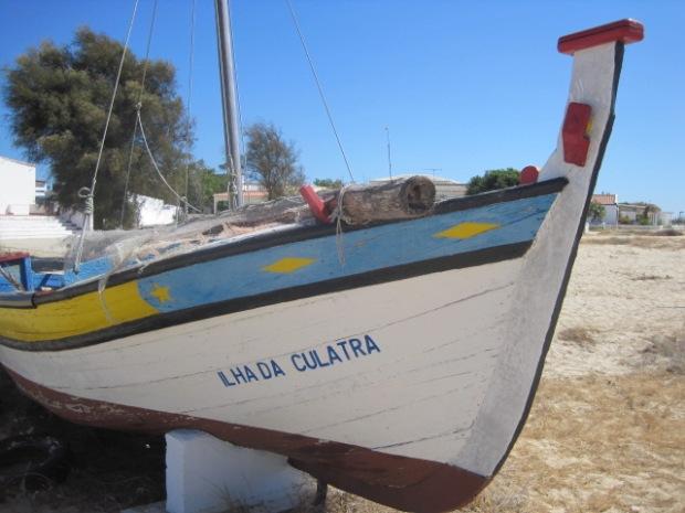 Then it's farewell Culatra