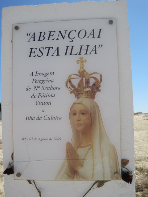 Watched over by Our Lady of Fatima