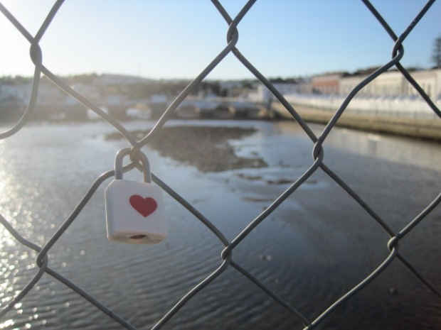 Now sporting a love lock or two