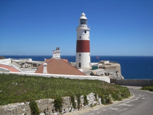 Trinity Lighthouse.  Isn't it a good-looker?