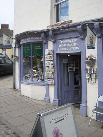 A popular landmark on Frenchgate