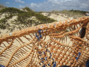 Crochet detail
