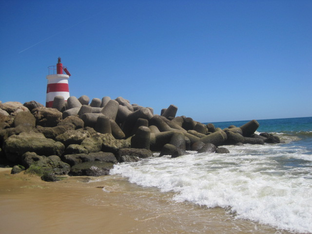 Fancy a paddle by the lighthouse?