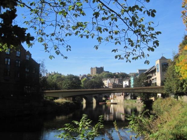 Durham has such a pretty centre