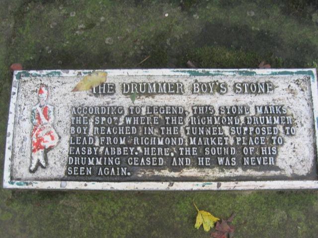 The Drummer Boy stone