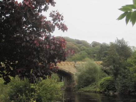Here's the bridge