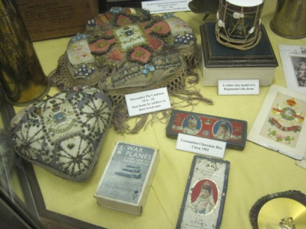 War memorabilia