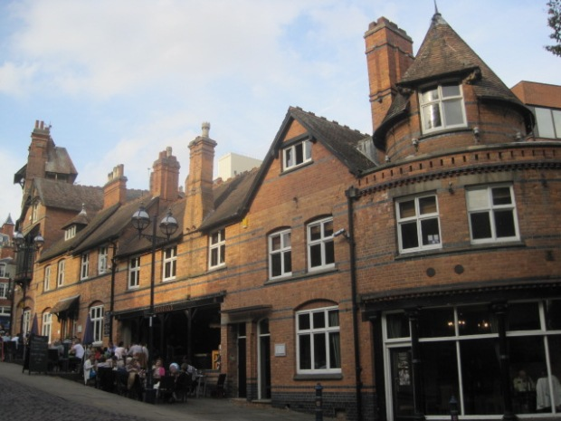 The former Lace Market