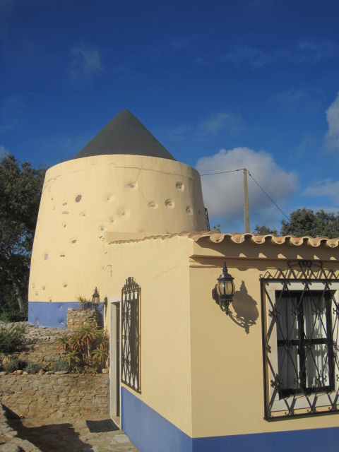 A windmill conversion should not have been surprising