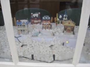 And a snow scene