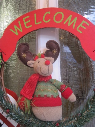 Festive Rudolph