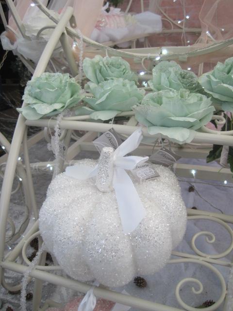 Cinderella's pumpkin?