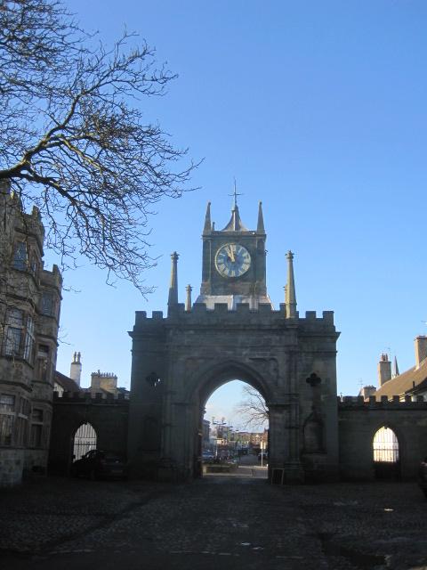 St. Benedict's Gate