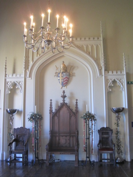 The Bishop's Throne
