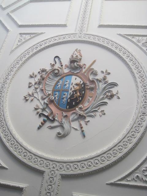 Bishop Trevor's coat of arms