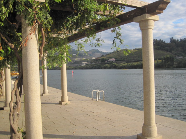 The quayside at Peso da Regua