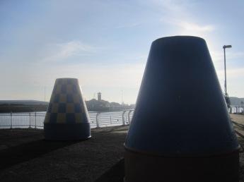 Silly buoys!