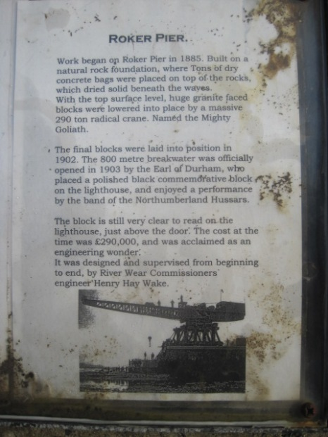 The history of the pier